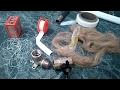 Уплотнение резьбы нитью и фум лентой Сантехника своими руками mp3