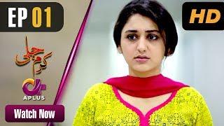 Pakistani Drama | Karam Jali - Episode 1 | Aplus Dramas | Daniya, Humyaun Ashraf, Sohail Sameer