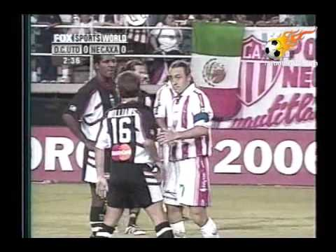Necaxa vs DC United Concacaf Champions Cup 1999 completo