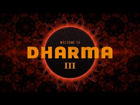 Welcome to Dharma Vol. 3