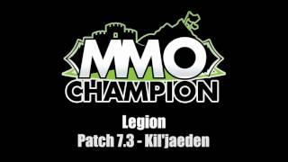 Patch 7.3 - Kil'jaeden VO