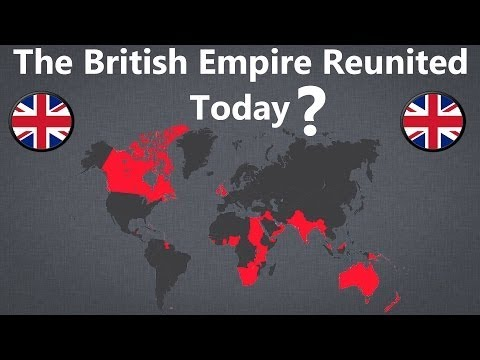 What if the British Empire Never Existed?