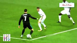 Cristiano Ronaldo Top 20 Monstrous Skills Of 2018