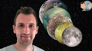 Science Top 5: Biggest Moons in the Solar System!