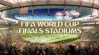 FIFA World Cup Finals Stadiums