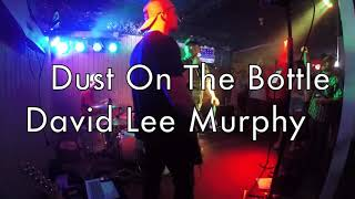Dust On The Bottle - David Lee Murphy - Live Cover