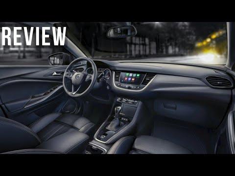 مراجعة التصميم الداخلي أوبل جراند لاند X ٢٠١٧ Youtube