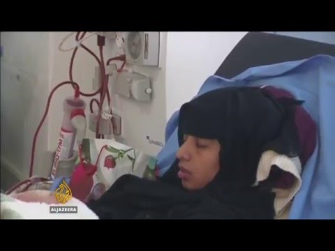 Humanitarians warn of health system collapsing in Yemen