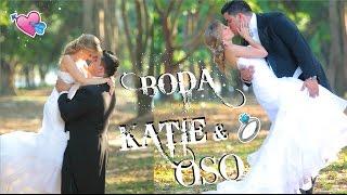 ¡EL MEJOR DÍA DE MI VIDA! ♥ BODA KATIE Y OSO | Katie Angel