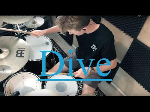 Dive - Ed Sheeran - Drum Cover