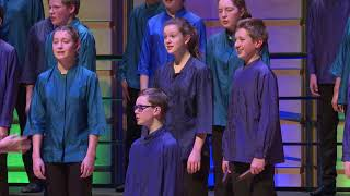 Waltzing Matilda (McCall) - Gondwana Voices and The Sydney Children's Choir