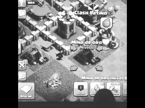 Glitch Of Gem - Clash Of Clan  (2015) August