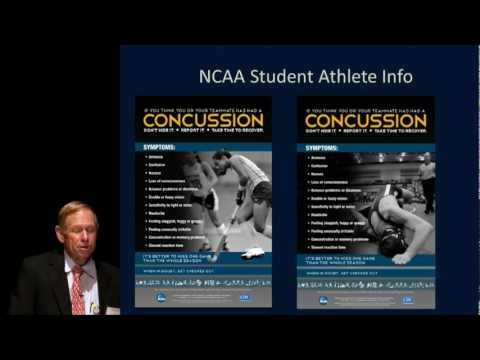 The Impact of Concussions in Youth and College Sports: Dr. Robert Cantu