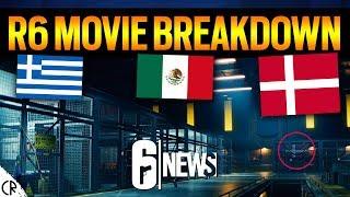 R6 Movie Breakdown - IN DEPTH - 6News - Tom Clancy's Rainbow Six Siege