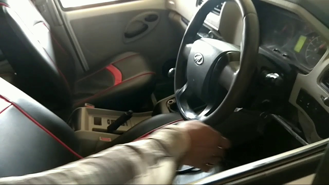 Carman Auto i100 (Mahindra Scanning)