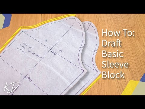 How to make your own dress shirt pattern