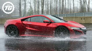 Chris Harris Vs Honda NSX   Top Gear  Series 23   BBC
