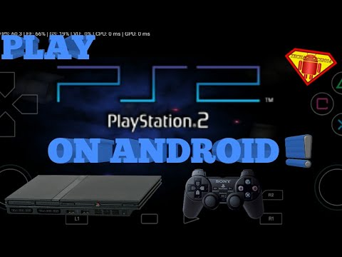 (2018) PLAY PS2 GAMES ON ANDROID (English)