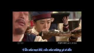 [Vietsub] Ost  The Painter of the Wind  - Jo Sung Mo (조성모)