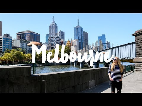 THINGS TO DO in MELBOURNE || video by Little Grey Box