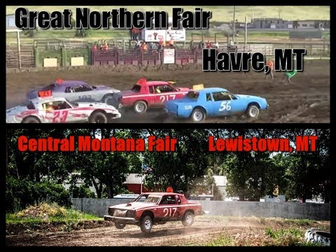 Great Northern and Central Montana Fair Races