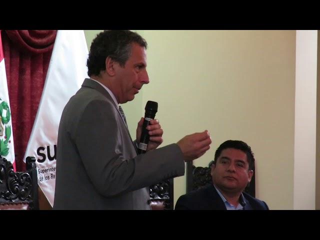 MUNICIPALIDAD DE BELLAVISTA Y SUNARP SUSCRIBEN CONVENIO DE COOPERACIÓN INTERINSTITUCIONAL