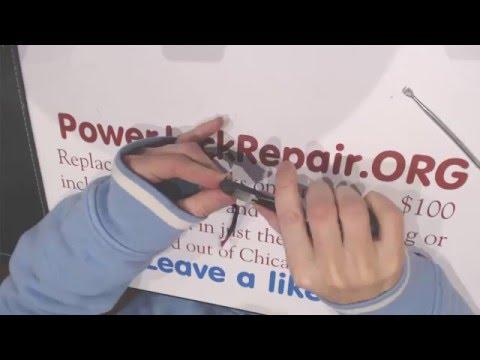 How to repair a broken dc power jack Toshiba c655 c655d  socket input port on laptop