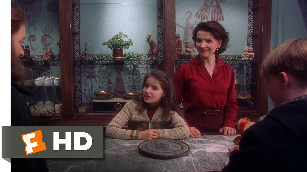 Chocolat (1/12) Movie CLIP - What Do You See? (2000) HD