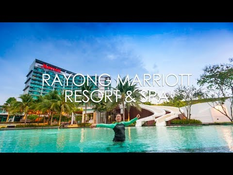 Rayong Marriott Resort and Spa Review 2018 - A Relaxing Family Beach Destination