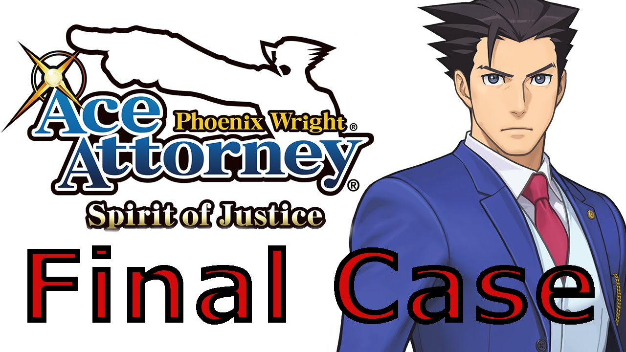 Phoenix Wright Ace Attorney Spirit Of Justice Turnabout