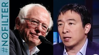 Sanders vs Yang: How To Address Inequality