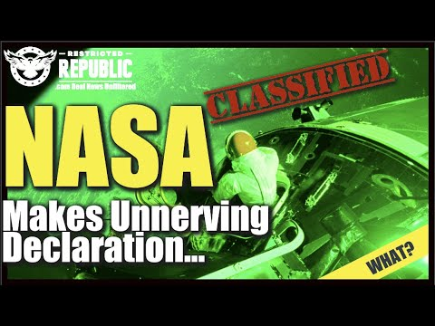 NASA Drops Insane Bombshell That Will Set The World Ablaze With an Eerie Conspiracy