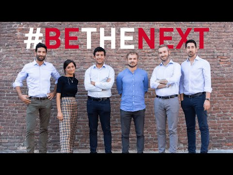 #BeTheNext - Coesia Engineering Graduate Program