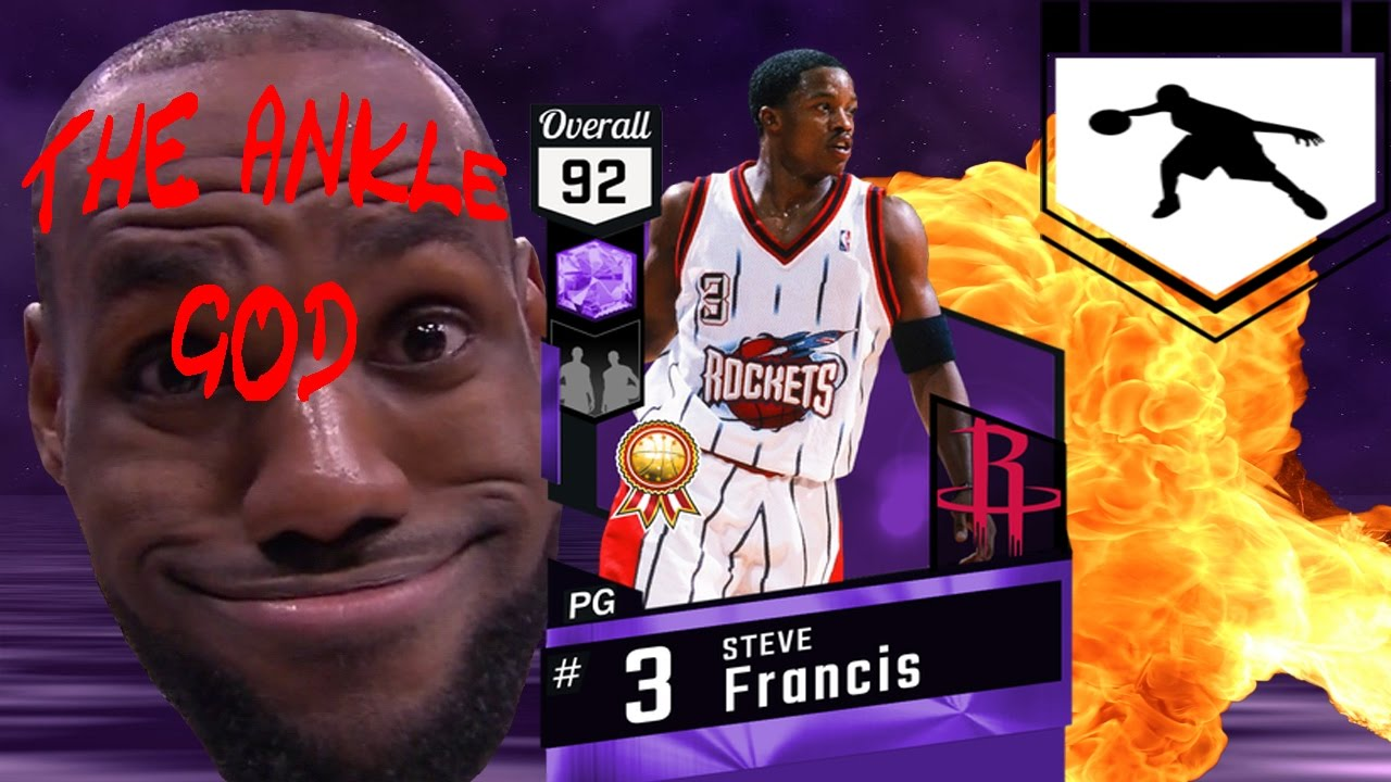 Download NBA 2K17 BLACKTOP PLAY OF THE DAY FT. STEVE FRANCIS THE ANKLE GOD!