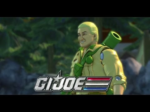 Toy Soldier  - Gi Joe - Friday Mission