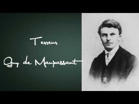 Terreur, Guy de Maupassant