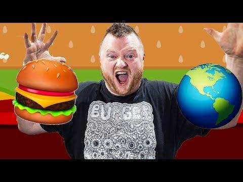 Burger Planet and Adam22 trade War Stories