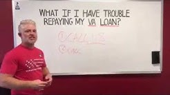 What If I Have Trouble Repaying My VA Home Loan | Low VA Rates