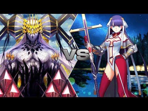 [FGO Agartha] ~ Martha VS Demon God Phenex