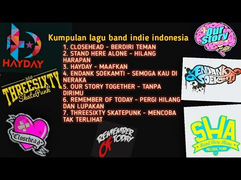 Kumpulan lagu band indie indonesia || pop punk