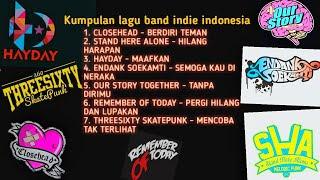 Kumpulan lagu band indie indonesia || pop punk