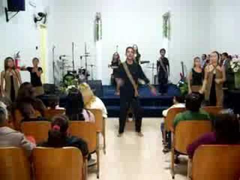 Ministerio de dança J.V. Cumbica - Africa