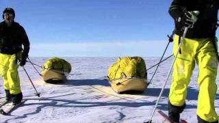 Aloha Antarctica Trailer Expedition zum Südpol/Southpole