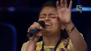 Hai Rama Ye Kya Hua | Ananya Nanda - Indian Idol Junior 2015