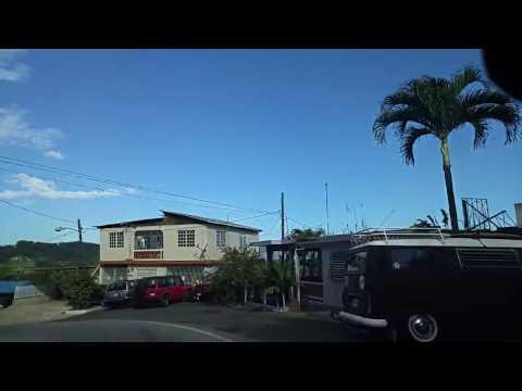 Barrio Palma Escrita,Las Marias a Centro de Mayaguez,Puerto Rico