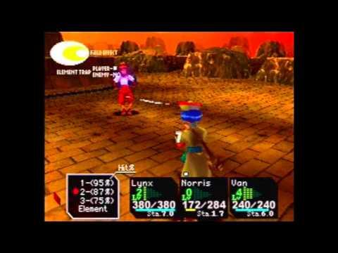 Chrono Cross - 110 - Dead Sea - Boss: Miguel