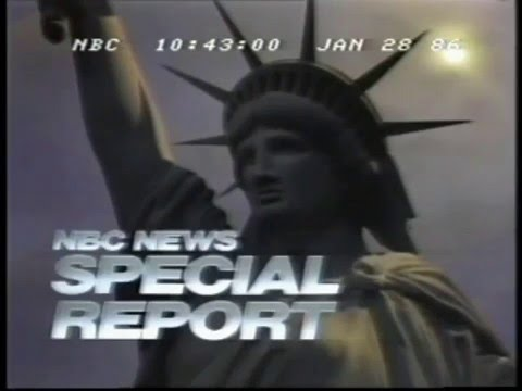 The Challenger Disaster: NBC News Special Report (Complete)