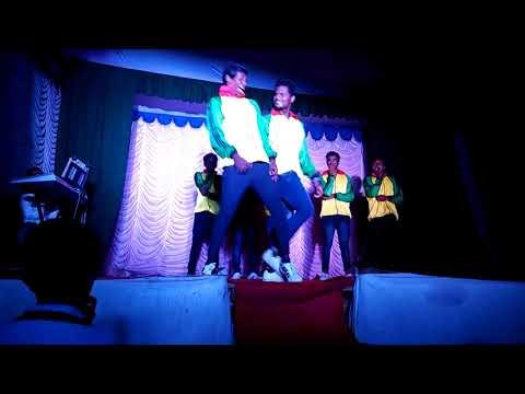 Akz Dance Crew   Nedumangad church
