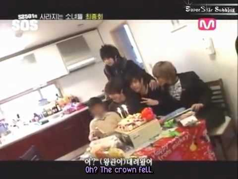 [ENG SUBBED] 061213 SS501 Variety Show SOS Ep 08 Part 5 of 5 (END).mp4