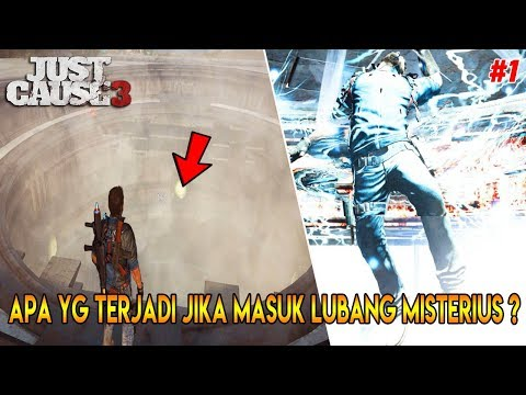 10 FAKTA, RAHASIA, MISTERI JUST CAUSE 3 - PART 1 | JUST CAUSE 3 EASTER EGGS
